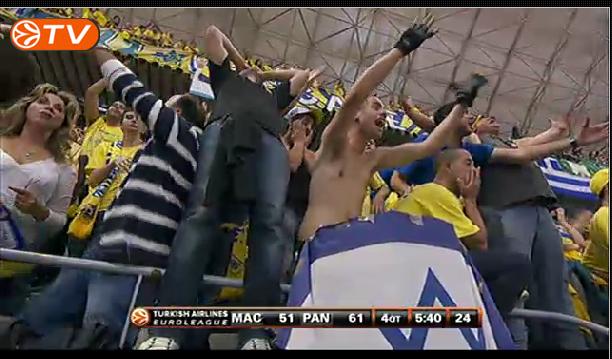 Le Maccabi remporte le Game 3 au bout du suspense