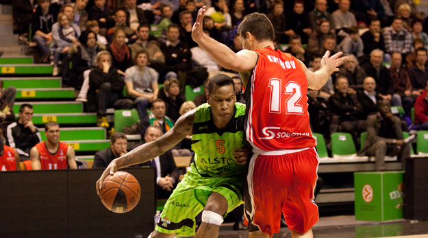 Playoffs Pro A : Cholet en mission, Diot incertain