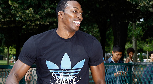 Dwight Howard :