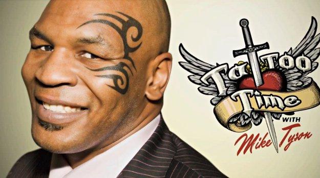 Mike Tyson passe les tatouages NBA au crible