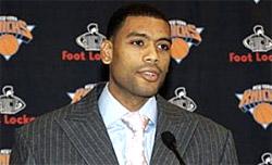 New York : Allan Houston futur GM des Knicks ?