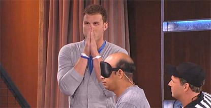Après Kobe, Barkley et LeBron, Blake Griffin tombe face à Ricardo
