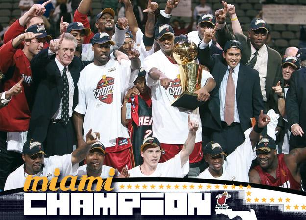 Pourquoi Miami a gagné en 2006 en 3 leçons
