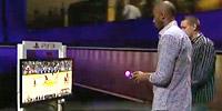 Kobe Bryant présente la première démo de NBA 2K12