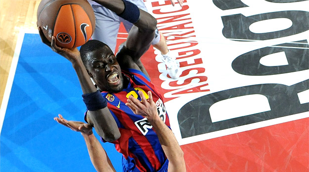 N'Dong forfait pour l'Afrobasket