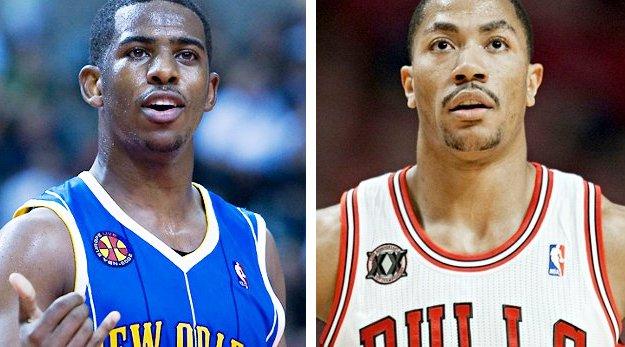 Chris Paul ou Derrick Rose, qui est le meilleur meneur NBA ?