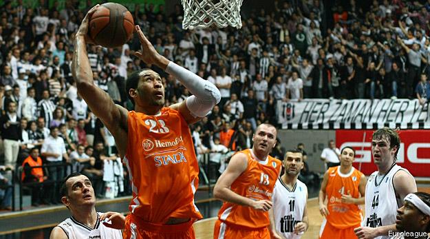 Jerome Jordan en Slovénie pendant le lockout