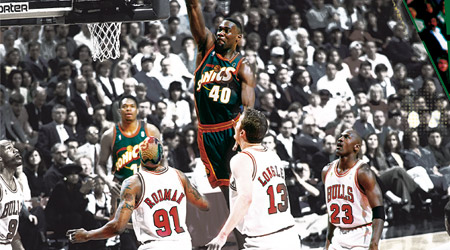 Shawn Kemp : Sex, Drugs and Basketball