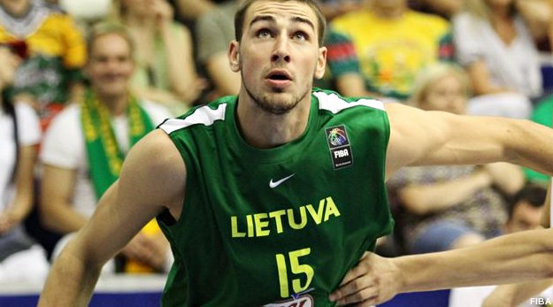 La Lituanie vient à bout de l'ogre espagnol