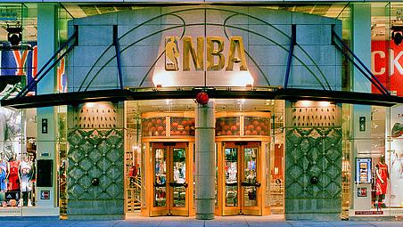 Un NBA Store en ligne disponible pour la France
