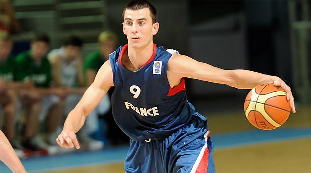 U20 : La France déroule, le phénomène Nedovic