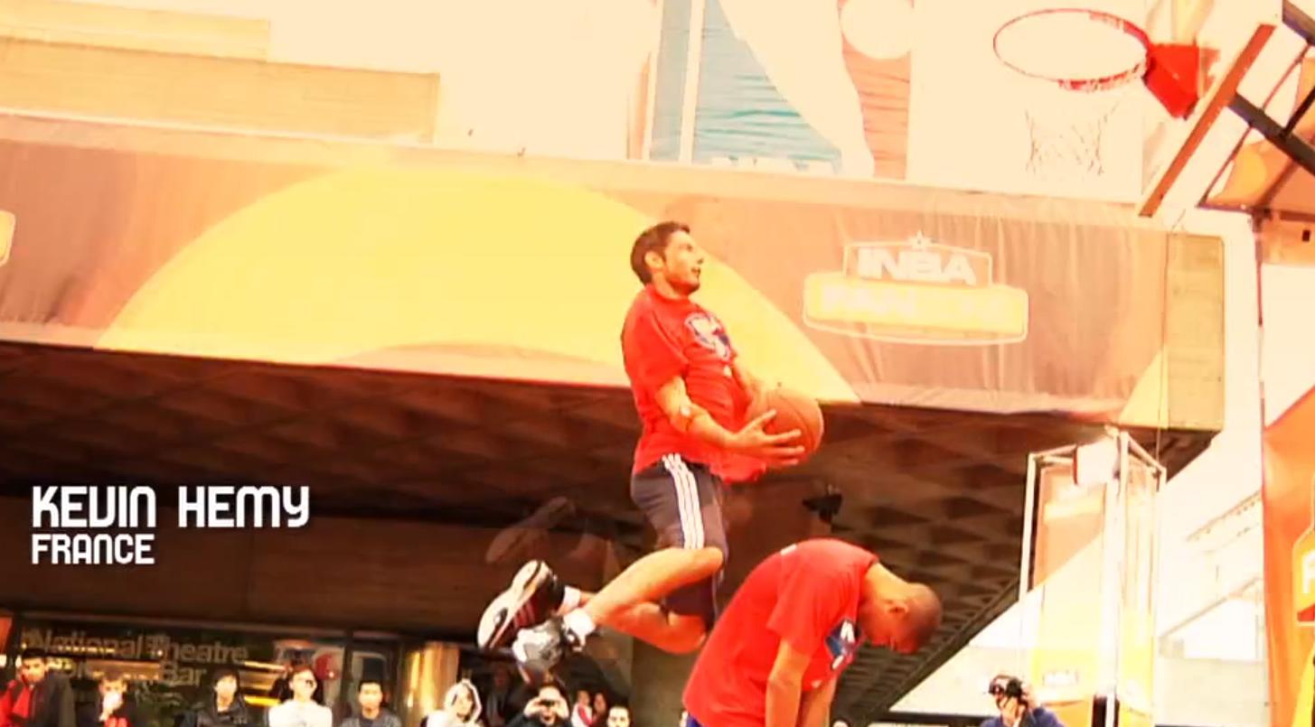 Kadour Ziani fait revivre la Slam Nation