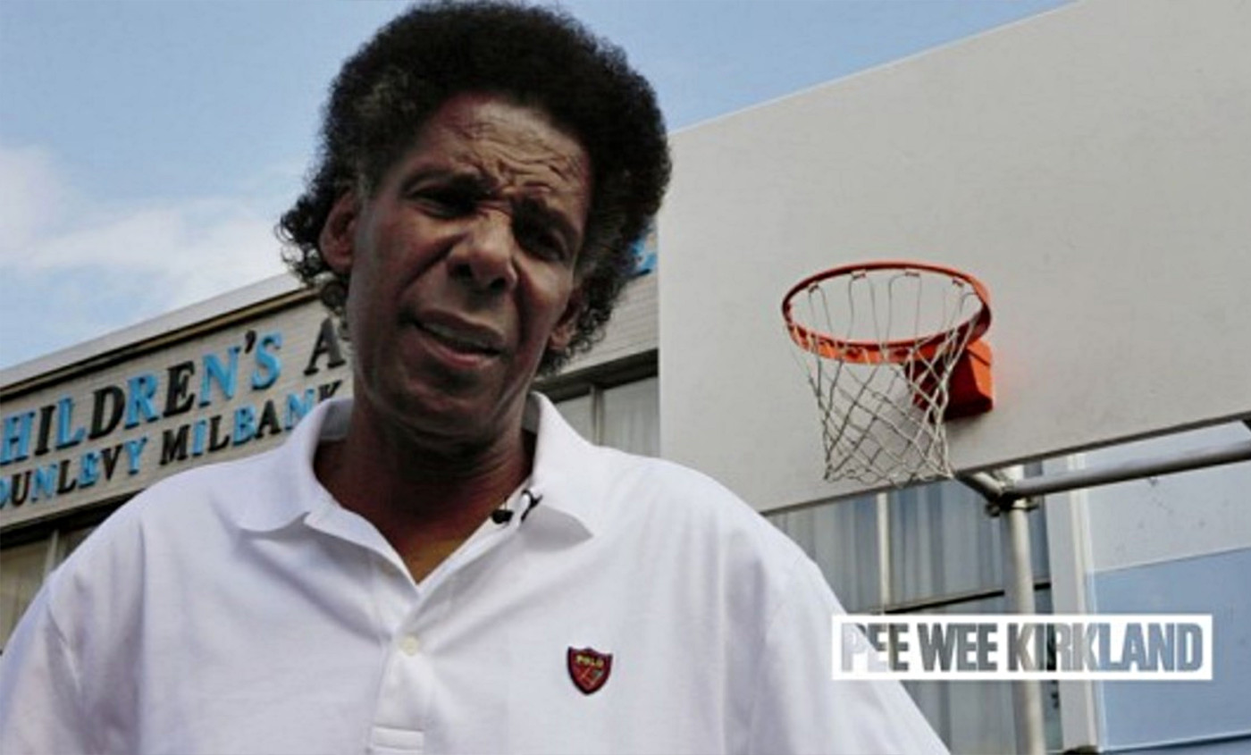 [Streetball Legend] Pee Wee Kirkland : Legend in 2 Games