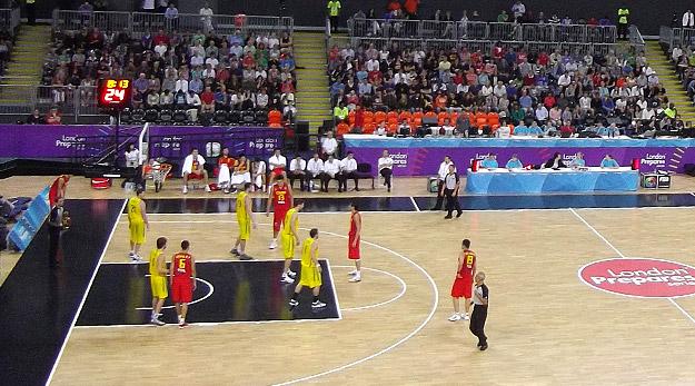 L'Australie s'offre la Chine au tournoi de Londres