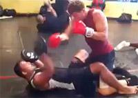 Blake Griffin et la boxe, Round 2