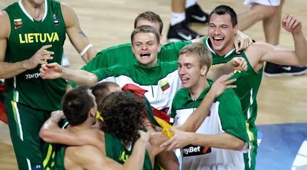 Focus : l'équipe de Lituanie à la loupe