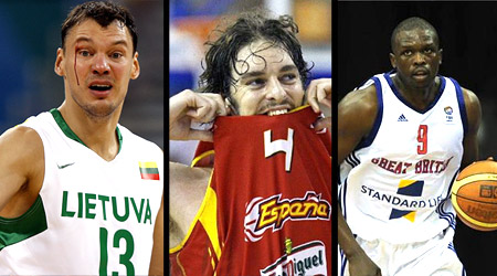 Eurobasket 2011 : Preview groupe A
