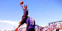 Shaquille Johnson enflamme le concours de dunks du Elite 24