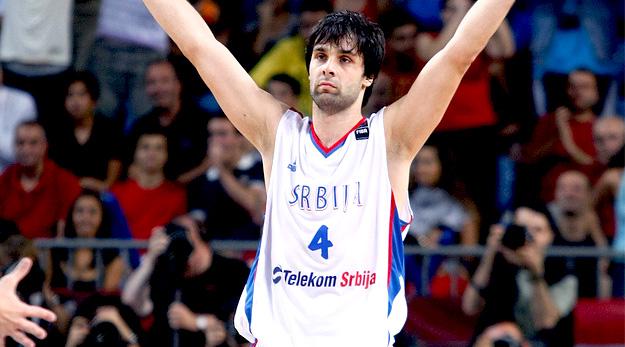 La Serbie déroule face à l'Egypte (85-64)