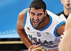 Ioannis Bourousis absent de l'Eurobasket ?