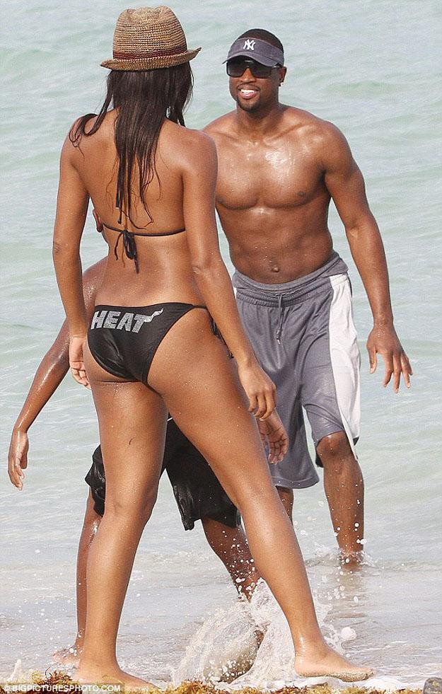 Gabrielle Union enfreint les règles du lock-out avec son bikini !