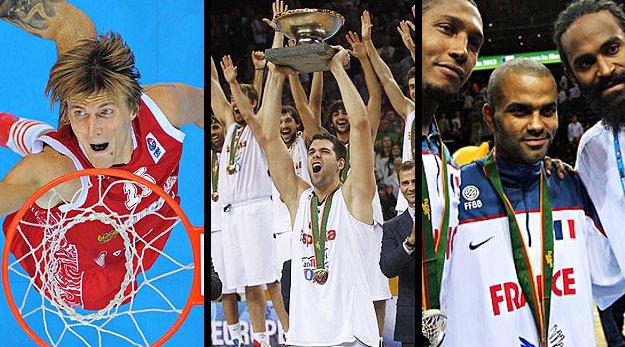 EuroBasket 2011, dernière