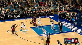 NBA 2K12 : la démo jouable enfin disponible
