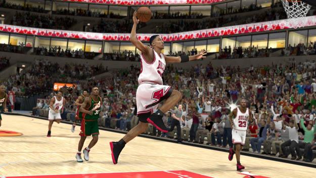 NBA 2K12 : les 15 légendes en images et les rosters