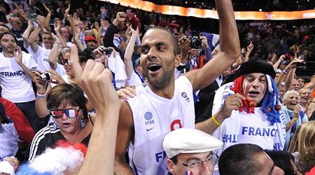Tony Parker veut être porte-drapeau de la France aux J.O.