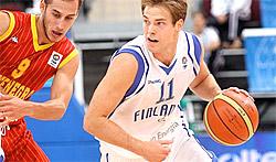 Petteri Koponen veut intégrer la NBA en 2015