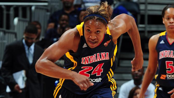 WNBA : Tamika Catchings MVP de la saison