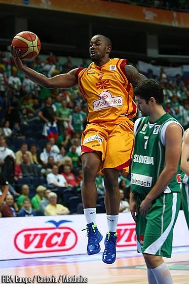La surprise macédonienne