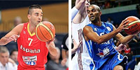 Navarro VS Paker : duel de MVPs