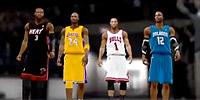 NBA 2K12 : la vidéo de l'intro