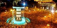 Impressionnant : quand la Macédoine fête sa victoire