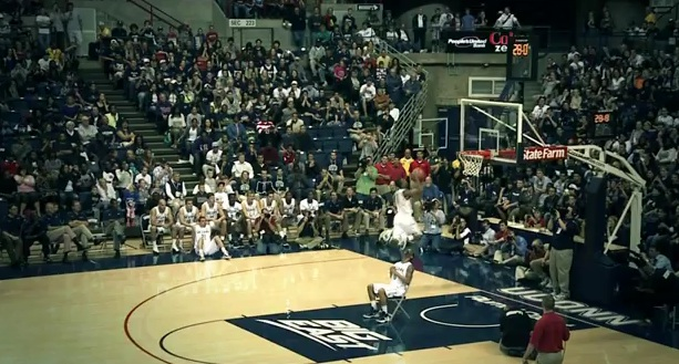 Ryan Boatright enflamme le Dunk Contest de UConn