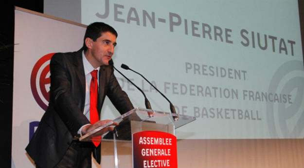 Jean-Pierre Siutat : « On veut organiser le tournoi préolympique en France »