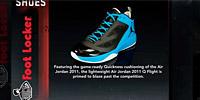 NBA 2K12 : toutes les sneakers présentes dans le jeu