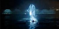 Brand Jordan fait sortir un hologramme de Melo de l'Hudson River