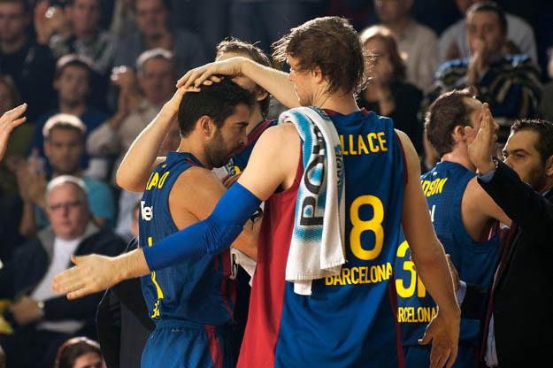 Un grand Barça éteint le Maccabi