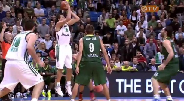 Top 10 : l'énorme contre de Batum, Weems mouline, Diamantidis a frappé