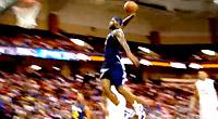 Concours de dunks entre LeBron, Durant et Terrico White