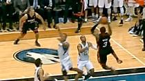 Noah perd son short, Jordan arrache le cercle, Wade pour la victoire