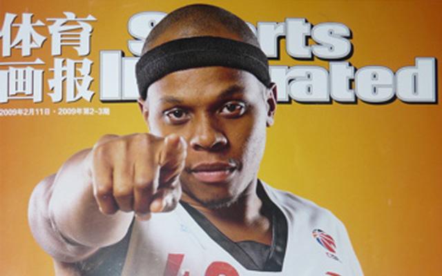 Bonzi Wells fait son retour en NBA