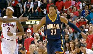 Le Sports Guy fait le bilan sur la NBA et les Pacers