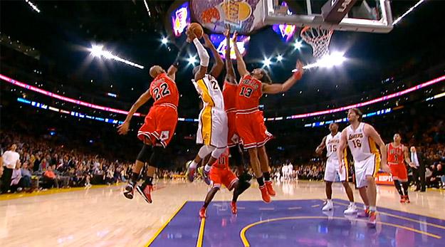 Un Lakers-Bulls le soir de Noël ?