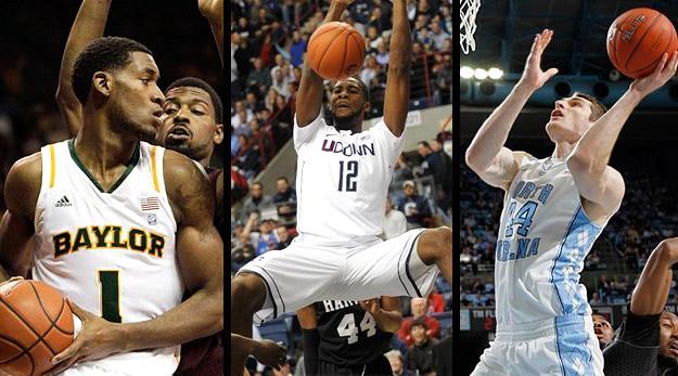 NCAA Watch : draft 2012 le royaume des intérieurs