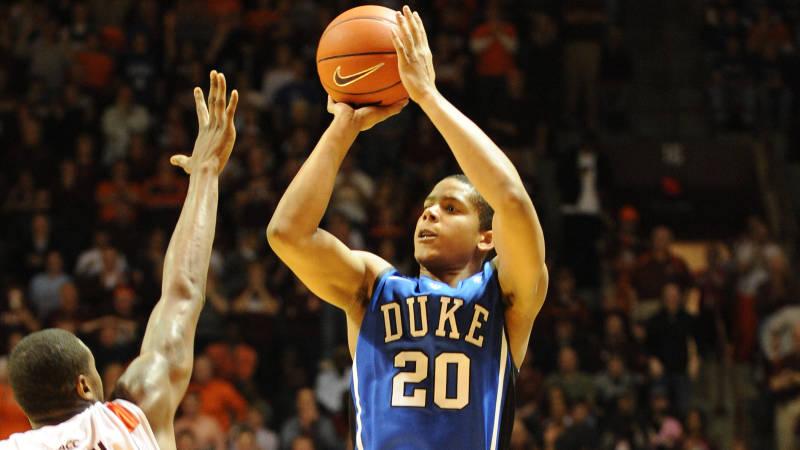 Austin Rivers se loupe mais Duke prend la tête de la ACC