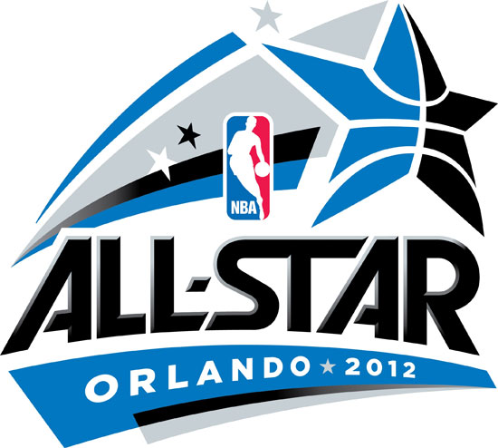 Le logo du All-star Game 2012 d'Orlando dévoilé