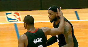 Back-to-back-to-back historique du Heat à Indiana